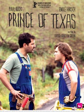 sortie dvd	  Prince Of Texas