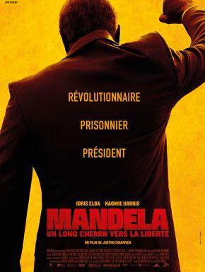 Mandela : Un Long Chemin Vers La Liberté DVD et Blu-Ray