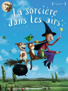 Sortie DVD La Sorcière Dans Les Airs