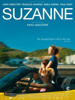 Suzanne DVD et Blu-Ray