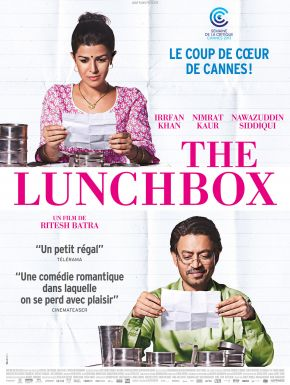 Jaquette dvd The Lunchbox