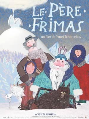 Jaquette dvd Le Père Frimas
