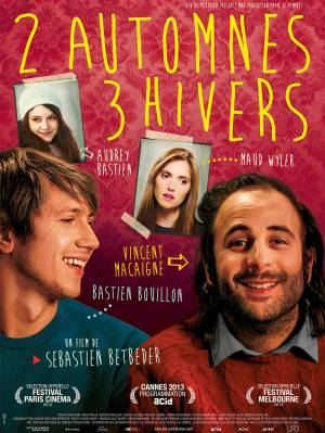 sortie dvd  2 Automnes 3 Hivers