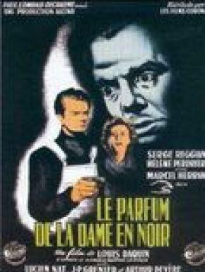 Le Parfum De La Dame En Noir DVD et Blu-Ray