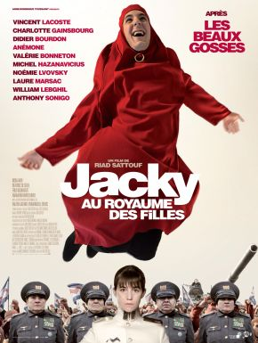 sortie dvd  Jacky au royaume des filles