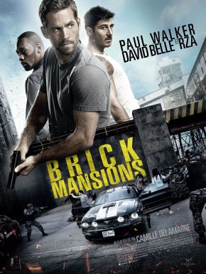 DVD Brick Mansions