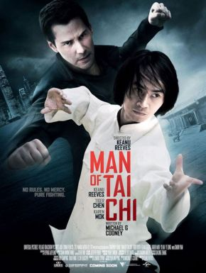sortie dvd	  Man Of Tai Chi