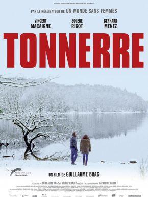 Jaquette dvd Tonnerre