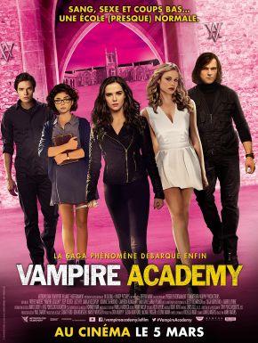 Sortie DVD Vampire Academy