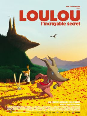 DVD Loulou - L'incroyable Secret