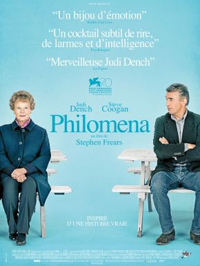 Philomena DVD et Blu-Ray