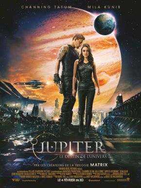 DVD Jupiter: le destin de l'univers