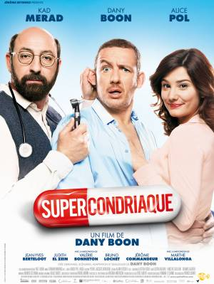 Supercondriaque DVD et Blu-Ray