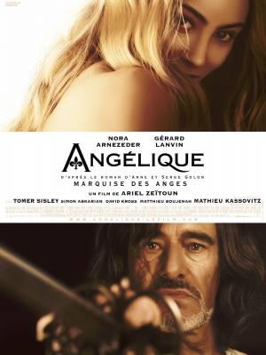 Sortie DVD Angélique