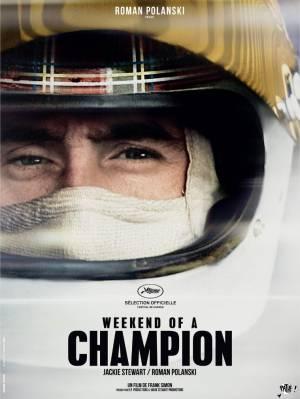 sortie dvd  Weekend of a Champion