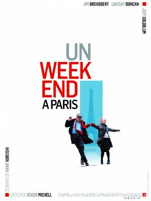 Un Week-end à Paris DVD et Blu-Ray