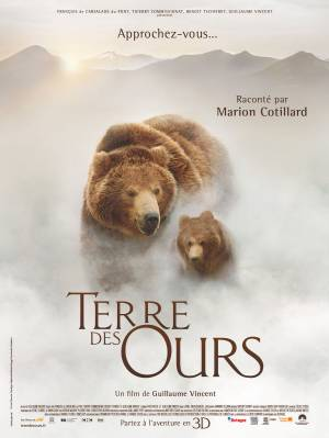 sortie dvd	  Terre des ours