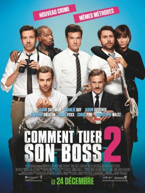 Achat DVD Comment tuer son boss 2