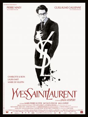 Yves Saint Laurent DVD et Blu-Ray
