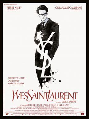 Yves Saint Laurent DVD et Blu-Ray