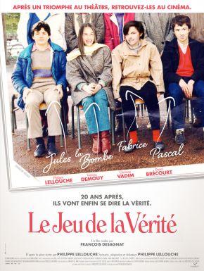 Le Jeu De La Vérité DVD et Blu-Ray
