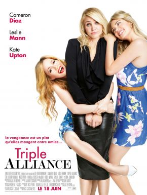 Jaquette dvd Triple Alliance