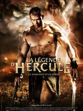 Jaquette dvd La légende d'Hercule