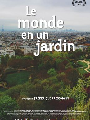 Jaquette dvd Le Monde En Un Jardin
