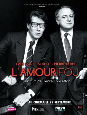 sortie dvd  L'amour Fou