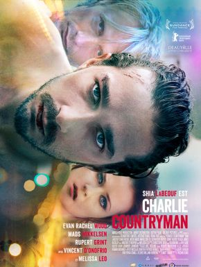Jaquette dvd Charlie Countryman