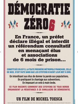 sortie dvd  Démocratie Zéro6