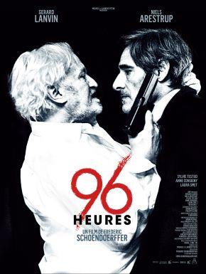 96 heures DVD et Blu-Ray