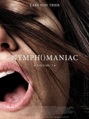 Sortie DVD Nymphomaniac: Volume 2