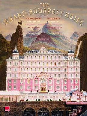 The Grand Budapest Hotel DVD et Blu-Ray
