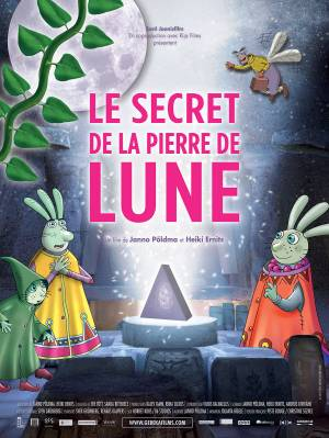 DVD Le Secret De La Pierre De Lune