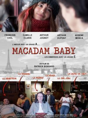 sortie dvd  Macadam Baby