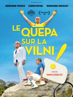 Sortie DVD Le Quepa Sur La Vilni !