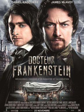 sortie dvd  Docteur Frankenstein