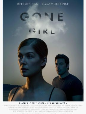 Gone Girl DVD et Blu-Ray