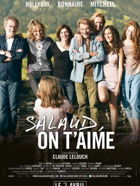 DVD Salaud, on t'aime