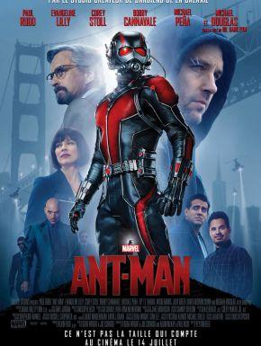Ant-Man DVD et Blu-Ray