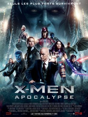 DVD X-Men Apocalypse