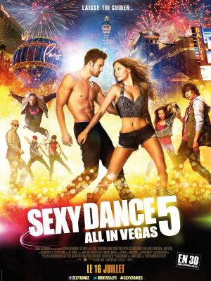 DVD Sexy Dance 5 - Live In Vegas