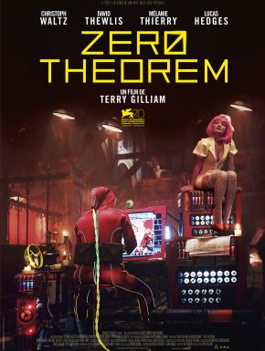 sortie dvd	  Zero Theorem