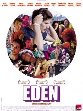 Eden DVD et Blu-Ray