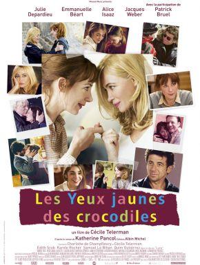 Les Yeux Jaunes Des Crocodiles DVD et Blu-Ray