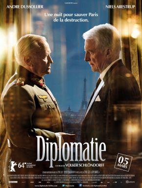 sortie dvd  Diplomatie