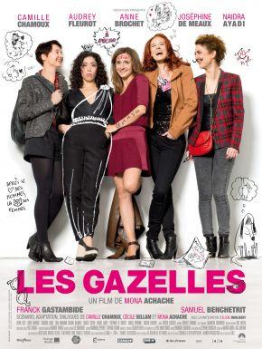 Sortie DVD Les gazelles