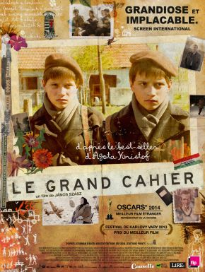 sortie dvd	  Le grand cahier