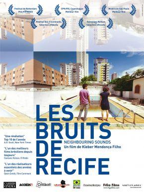 Sortie DVD Les Bruits De Recife
